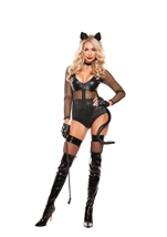 Adult Midnight Cat Woman Costume