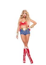 Star Power Woman Costume