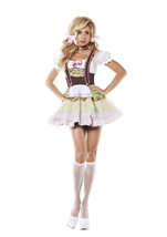 German Beer Girl Woman Costume