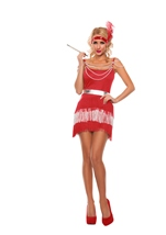 Party Flapper Woman Costume