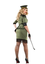 Adult Army Brat Woman Plus Size
