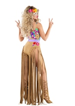 Adult Hippy Woman Costume