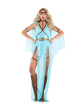 Goddess Of War Woman Costume
