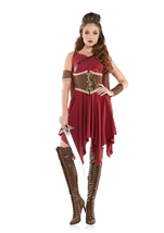 Hooded Huntress Woman Costume