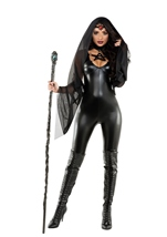 Black Magic Sorceress Woman Costume