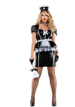 Mistress Maid Woman Plus Costume