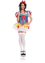 Snow White Deluxe Woman Costume