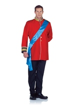 Heir Men Prince Costume