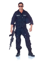Men Swat Costume