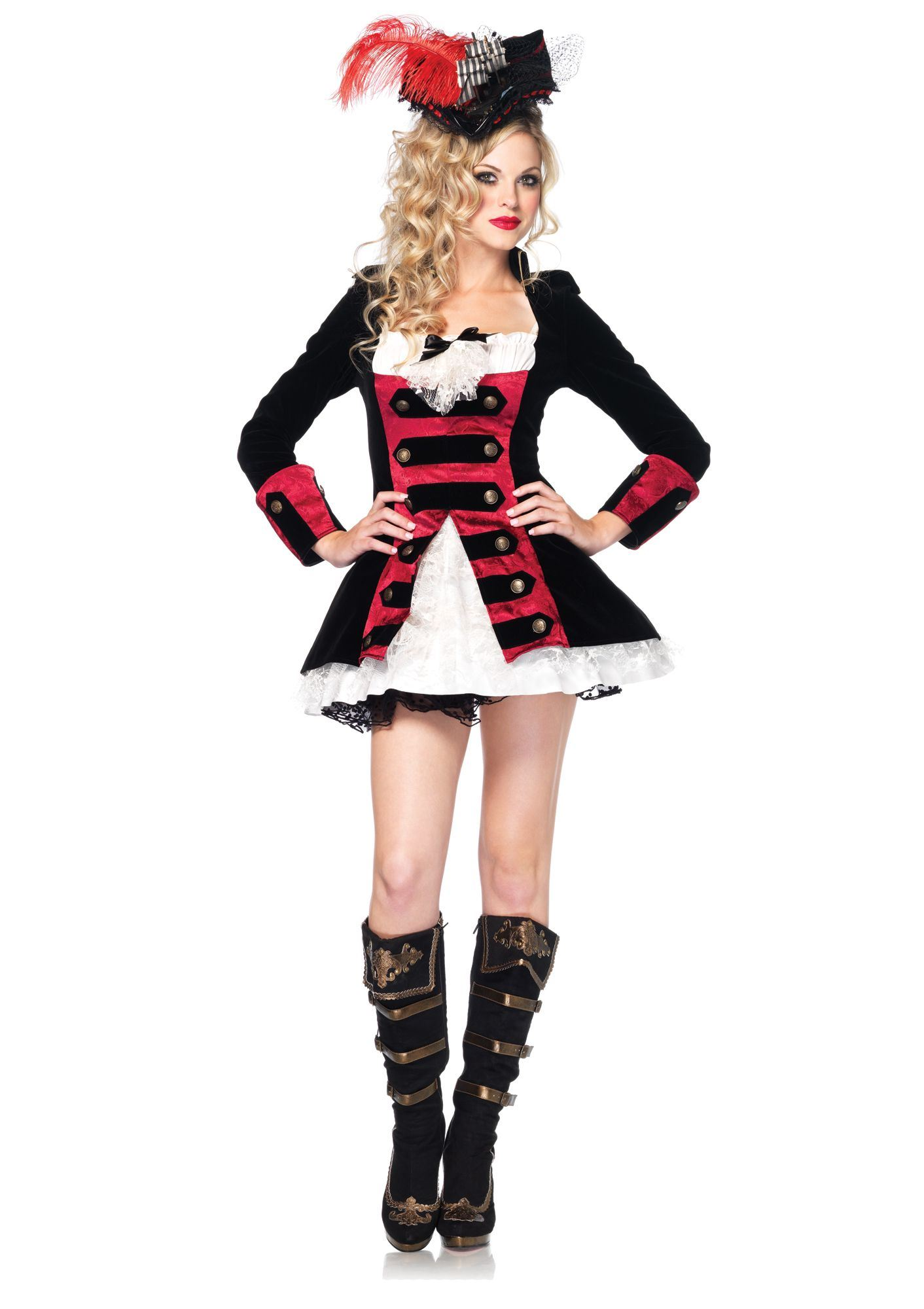 Opinion, Sexy pirate halloween costume think