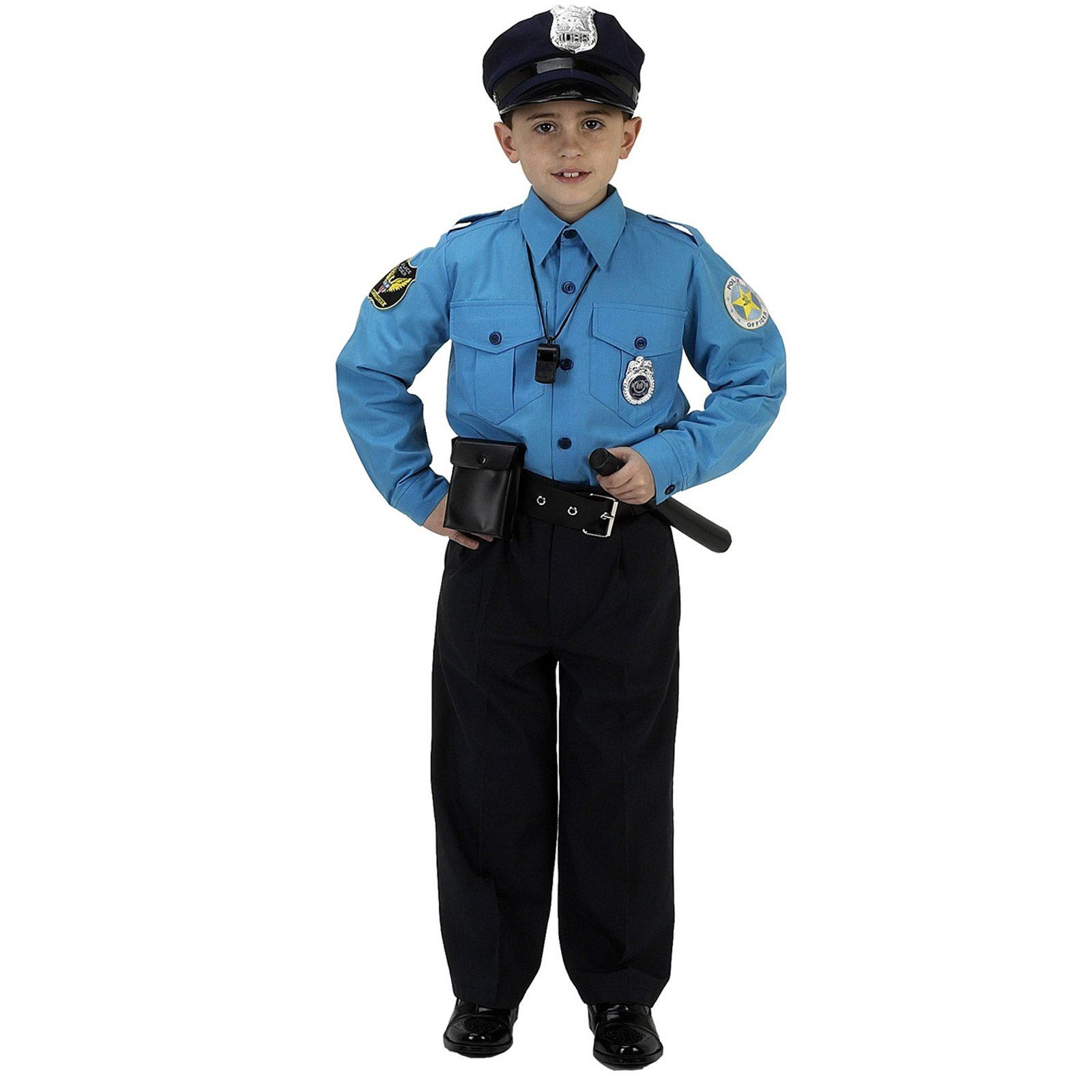 Костюм полицейского своими руками для мальчиков