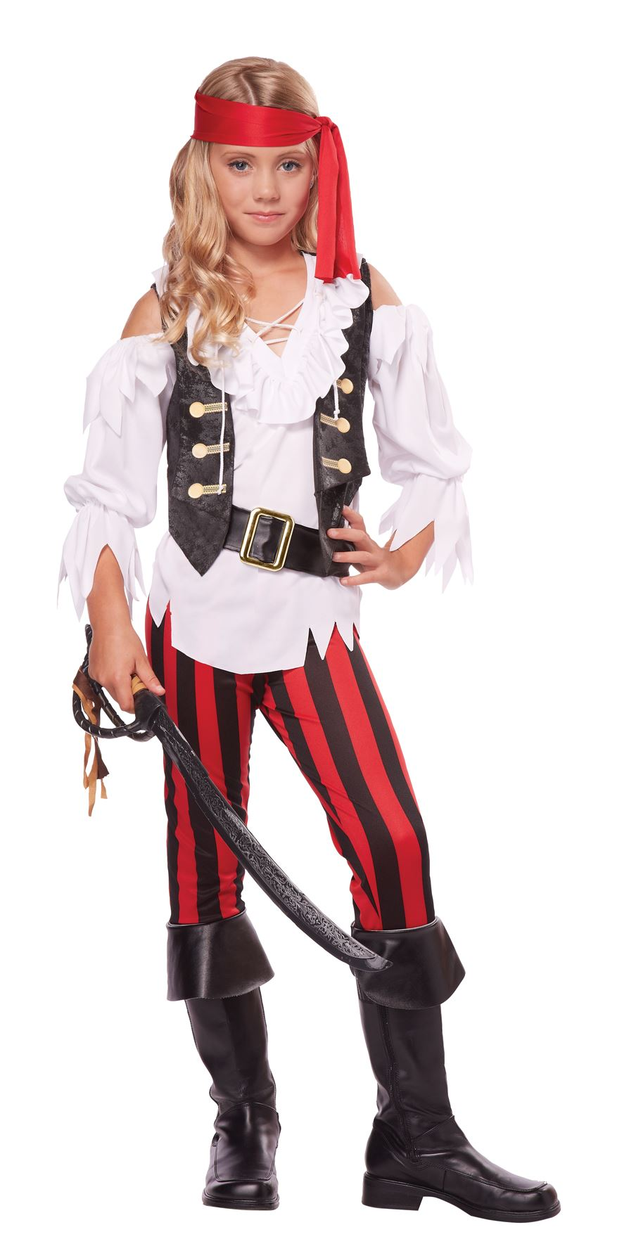 Kids Posh Pirate Girls Costume | $43.99 | The Costume Land - photo#10