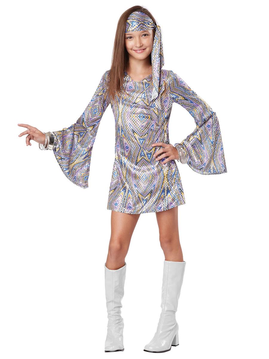 50s Darling Girls Costume