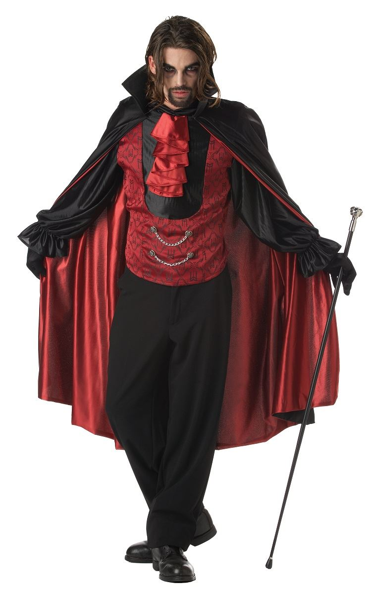 Thrilling, Bewitching Vampire and Witch Costumes for Halloween ...