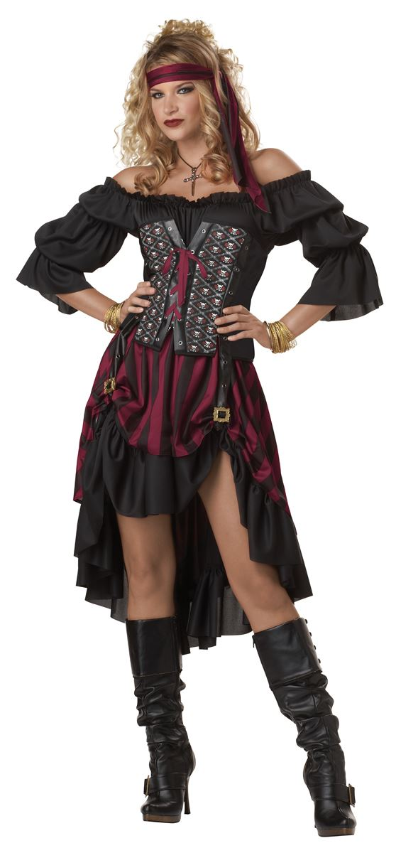 pirate wench costume 46 99 the costume land