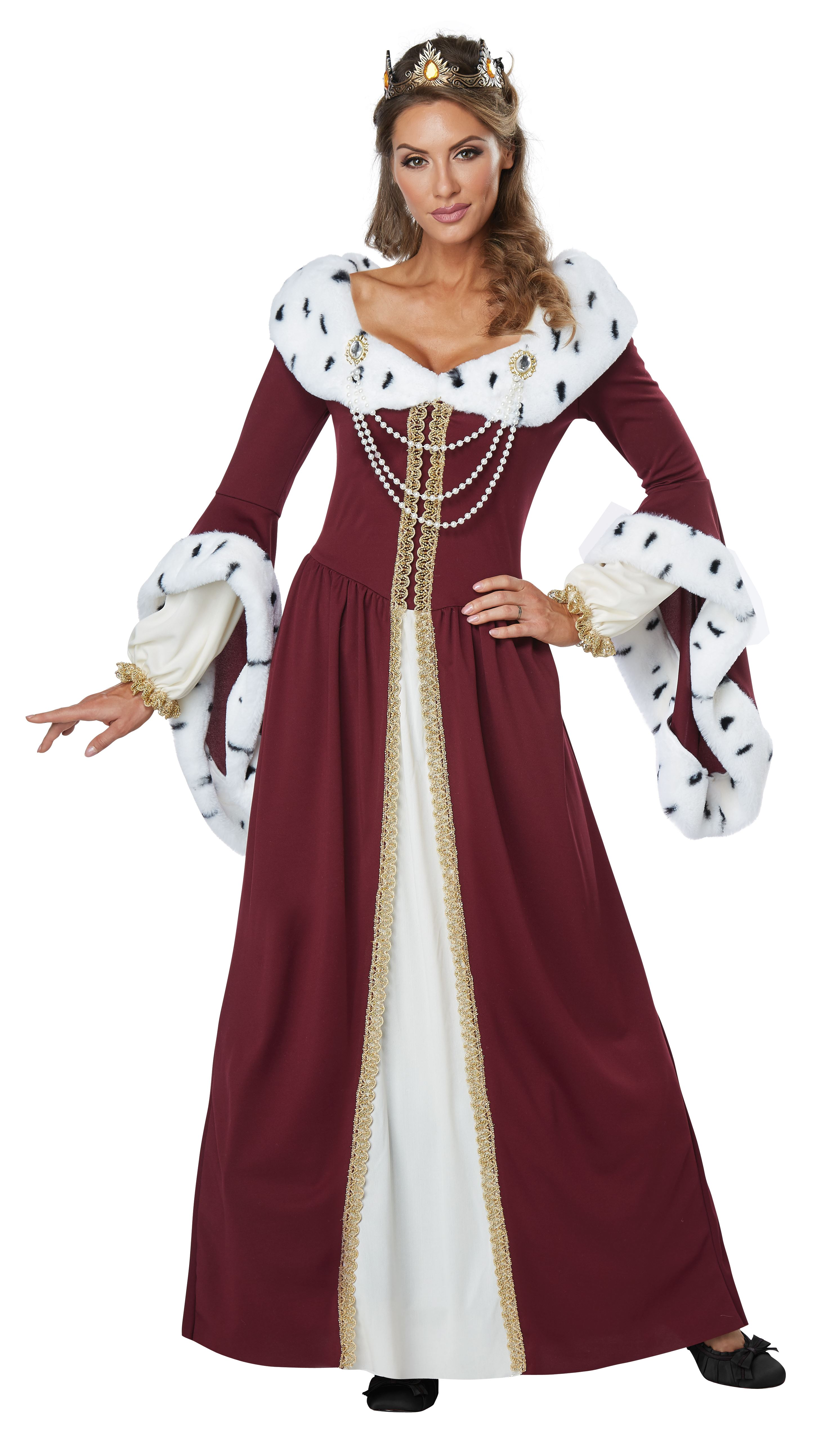 adult royal story book queen woman costume 3799 the