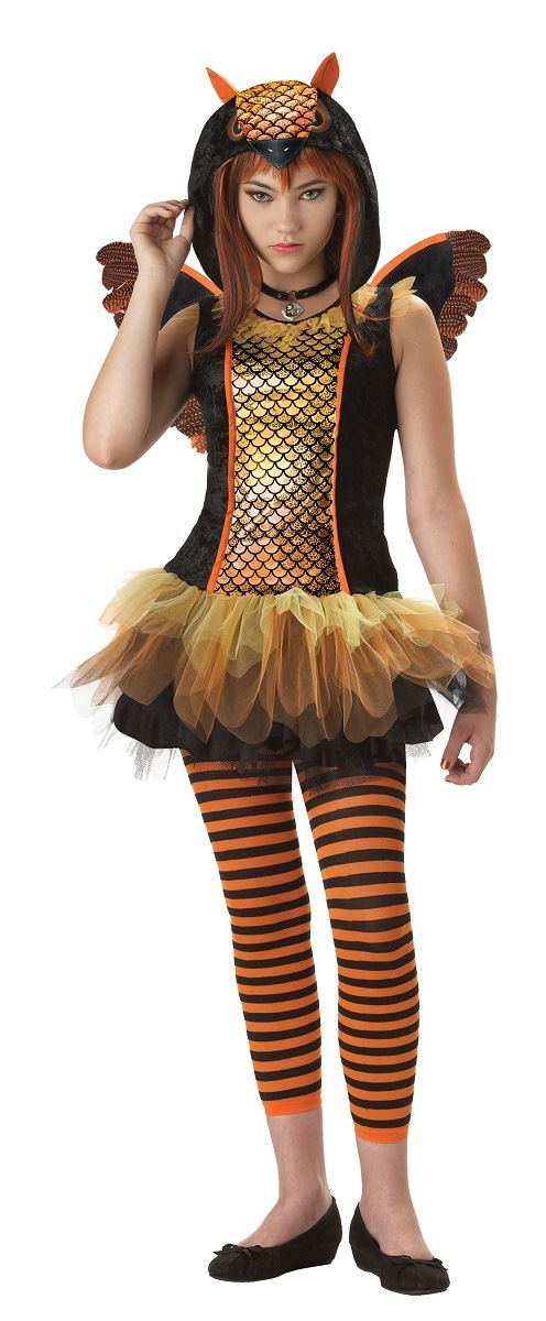 Kids Owlyn Tween Girls Costume  sc 1 st  The Costume Land & Kids Owlyn Tween Girls Costume | $41.99 | The Costume Land