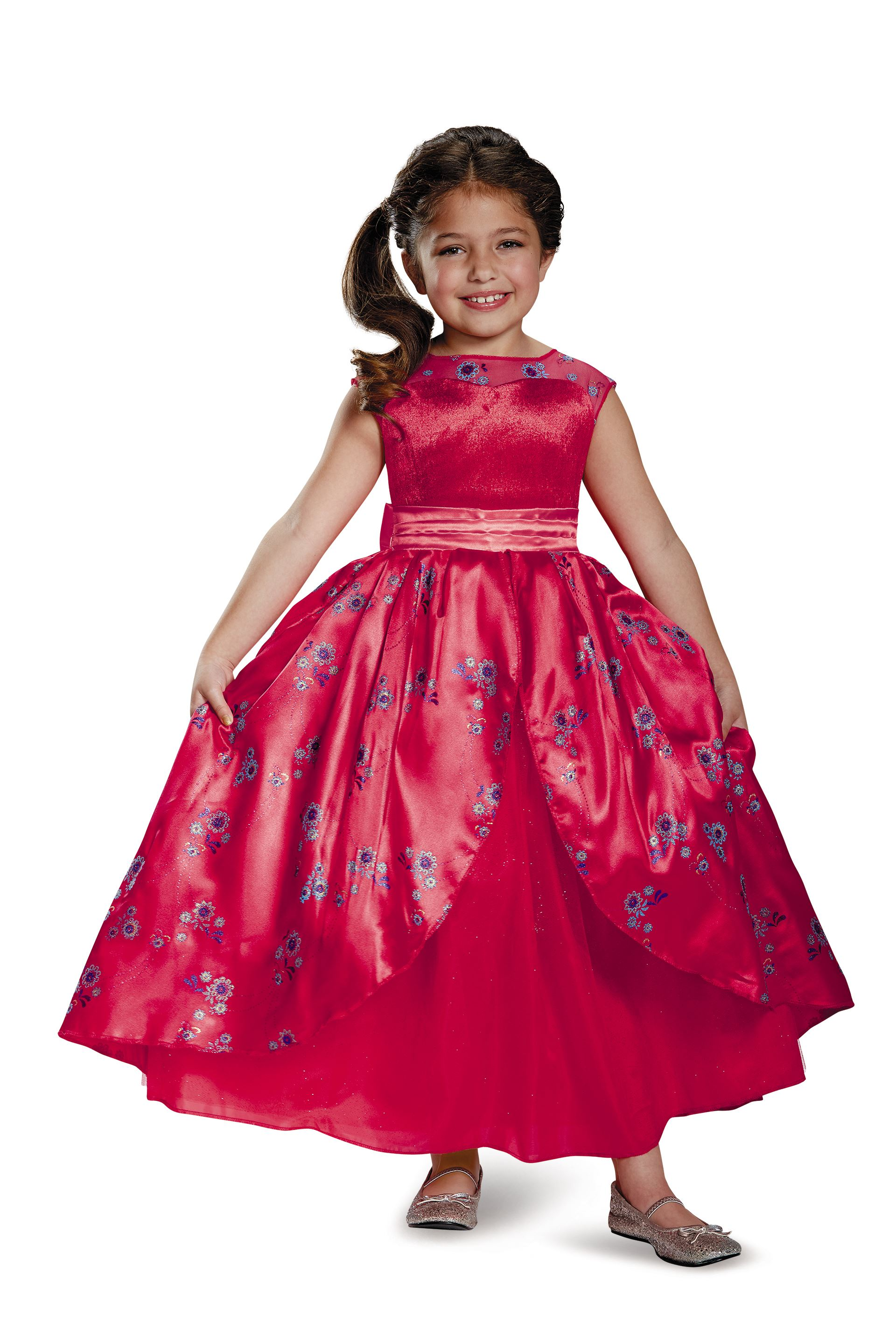 kids elena of avalor disney princess costume. Black Bedroom Furniture Sets. Home Design Ideas