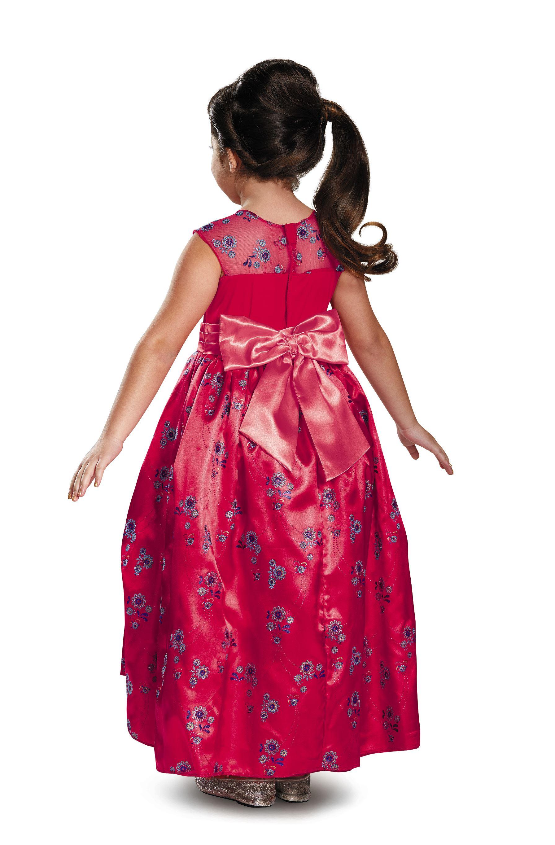 kids elena of avalor disney princess costume. Black Bedroom Furniture Sets. Home Design Ideas