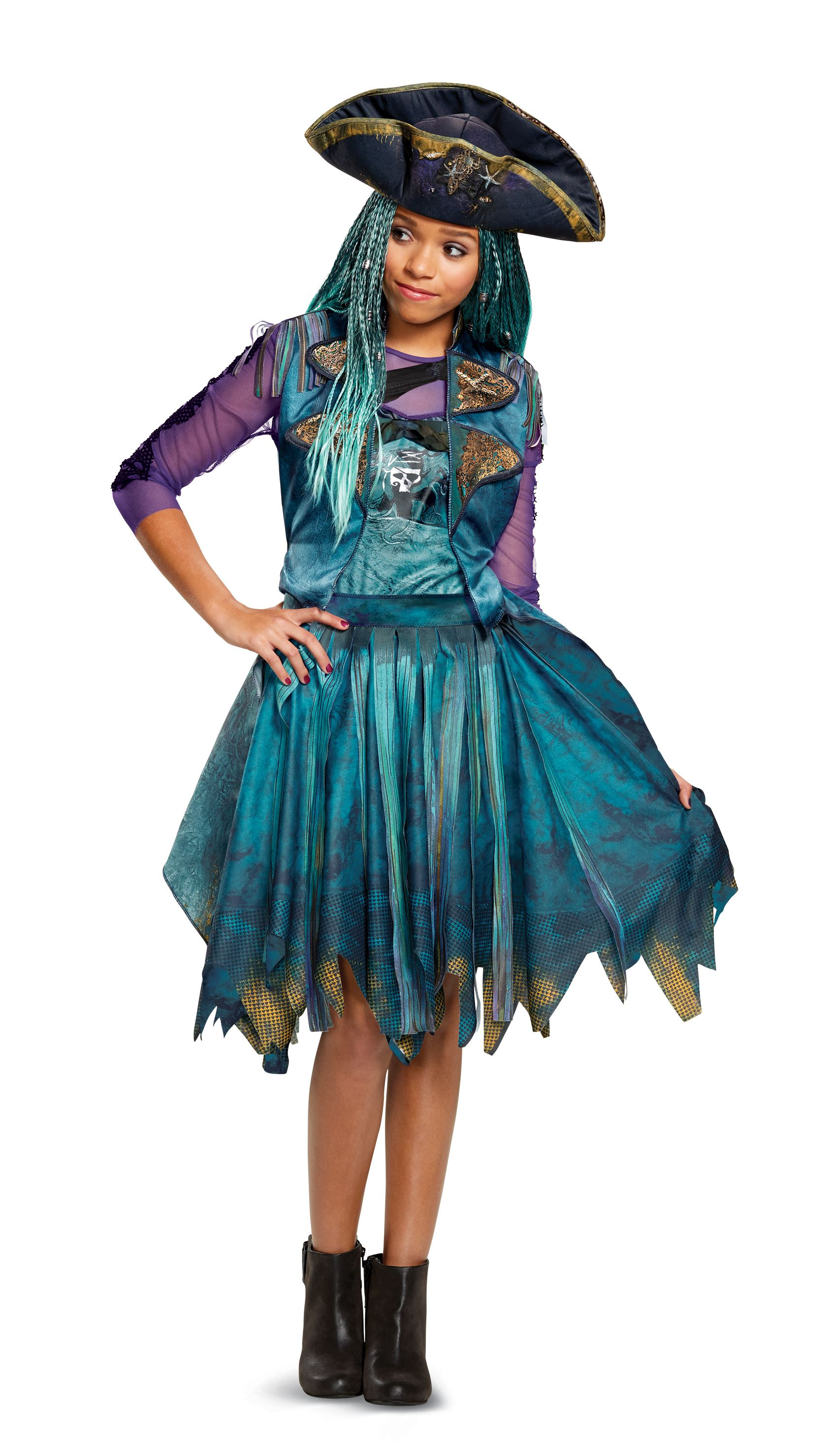 Uma descendants girls halloween costume 44 99 the costume land