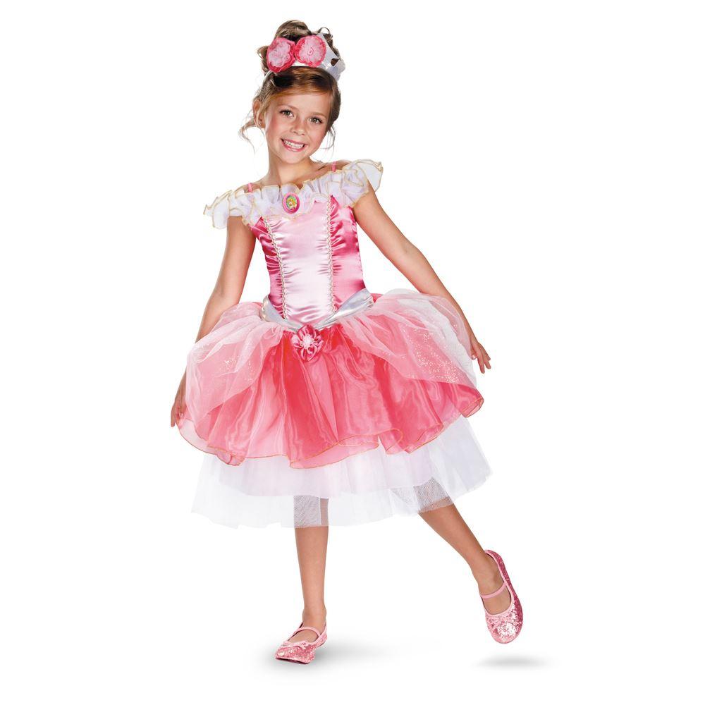 Kids Aurora Disney Princess Girls Costume  sc 1 st  The Costume Land & Kids Aurora Disney Princess Girls Costume   $49.99   The Costume Land