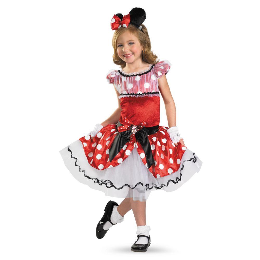 Red Minnie Tutu Prestige Girl Disney 201... : 【ハロウィン】外国人子供 ...