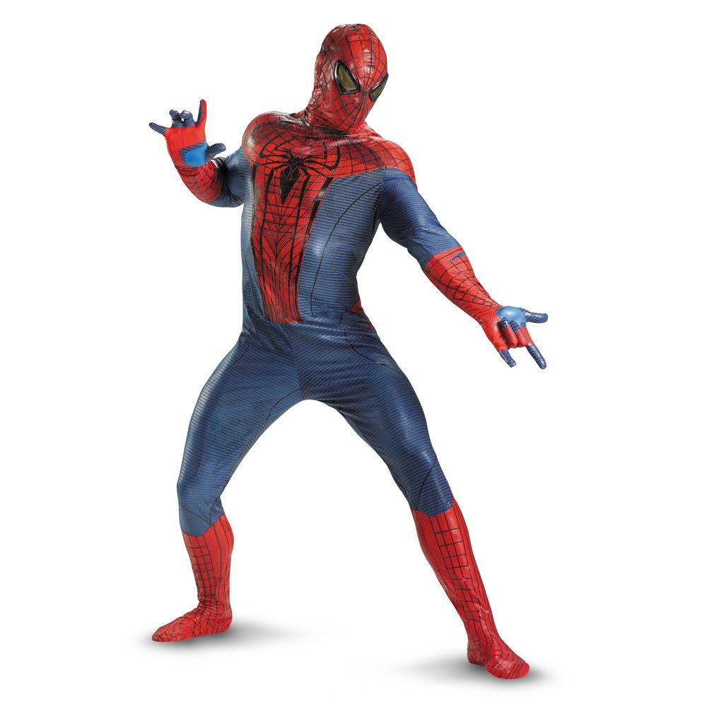 Pics Photos - The Amazing Spider Man Halloween Costume For The Lizard