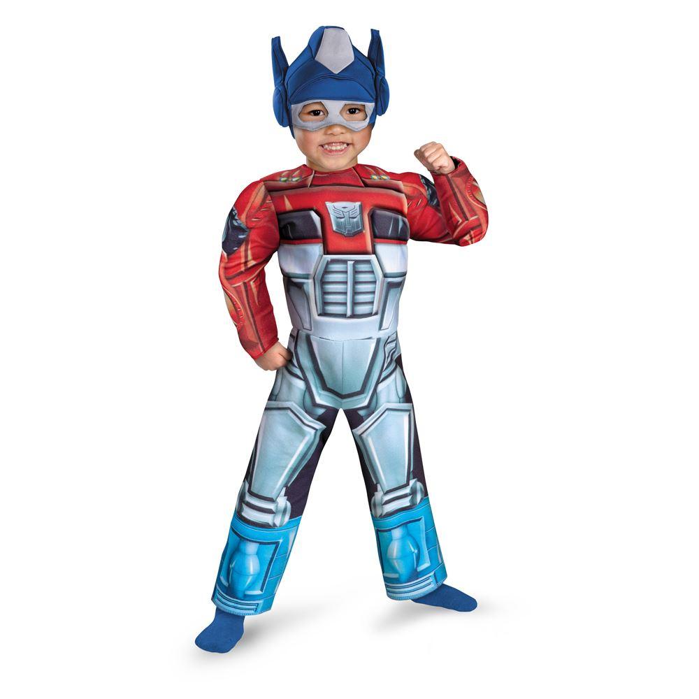 Kids Optimus Prime Rescue Bot Boys Costume | $27.99 | The Costume Land