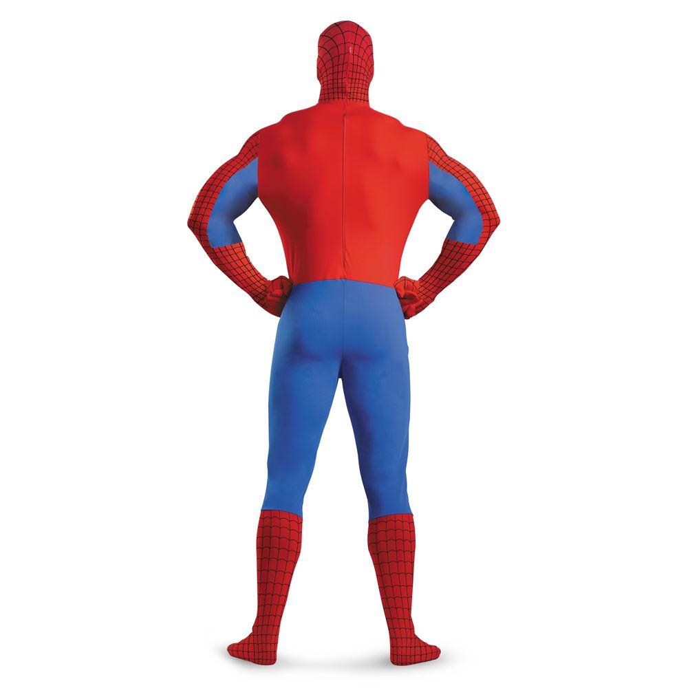 Adult Spider Man Deluxe Bodysuit Men Adult Spider Man Deluxe Bodysuit Men  sc 1 st  The Costume Land & Adult Spider Man Deluxe Bodysuit Men   $42.99   The Costume Land