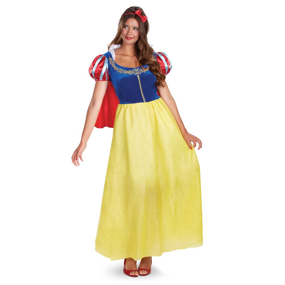Disney princess fancy dress plus size