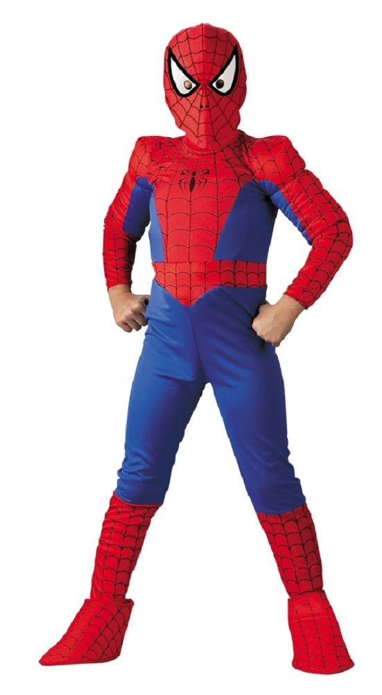 """Boys' Spider-Man Halloween Costumes """" (17 total) If your Spidey Senses are tingling, then you know you've just found the selection of boy's Spiderman costumes that will make Halloween a web slinging wonder of pure Spiderman delight."""