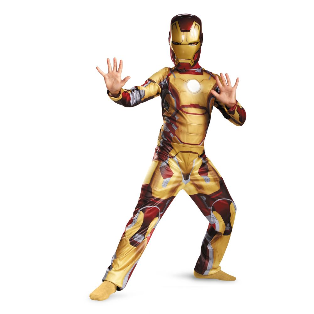 Our Iron Man costumes come in adult and child sizes and are from the original comic book. These are realistic Iron Man costumes for Halloween. cybergamesl.ga Kids Iron Man Snow Jacket. $ $ Sale - 75% Exclusive. Iron Man Suit Jacket (Alter Ego) .