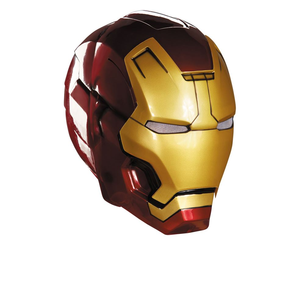 how to draw iron man mark 42 helmet