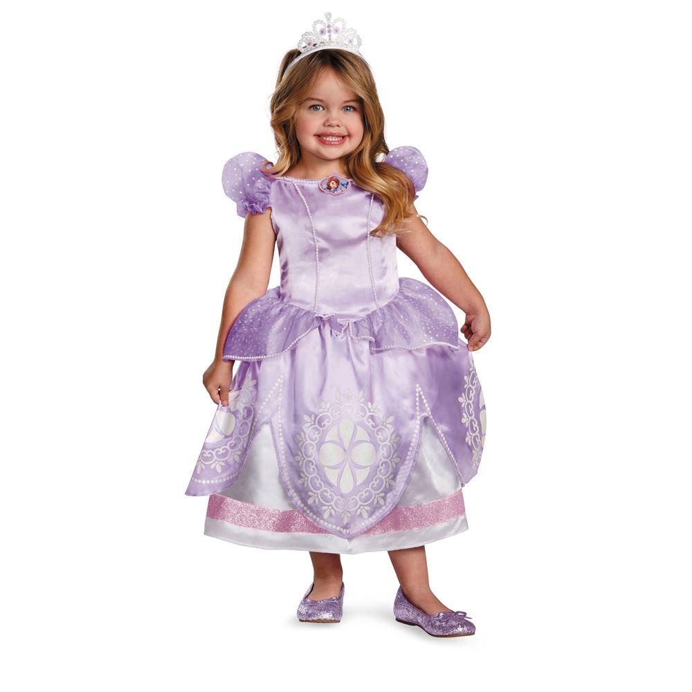 Kids Sofia Disney Princess Girls Costume 32 99 The Sofia Disney Princess