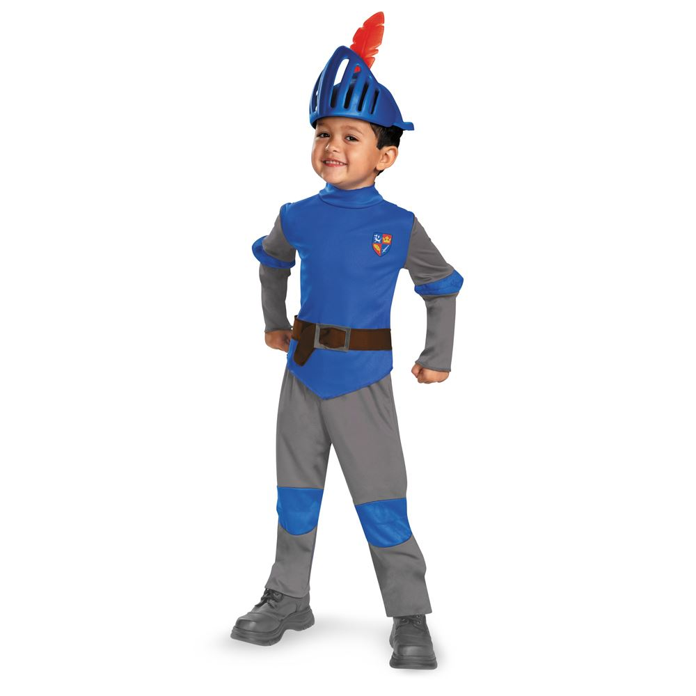 Kids Mike The Knight Classic Boys Costume  sc 1 st  The Costume Land & Kids Mike The Knight Classic Boys Costume | $19.99 | The Costume Land