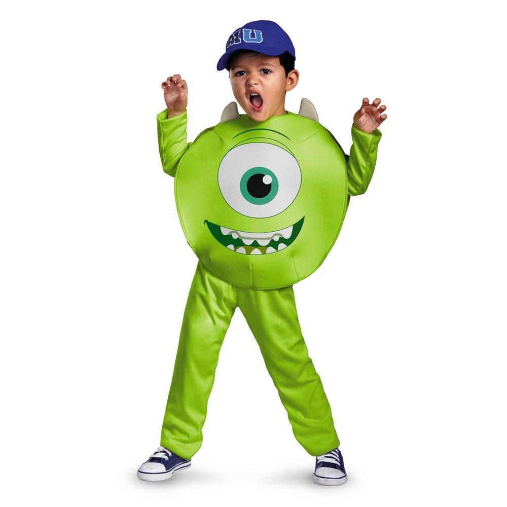 kids monster university mike classic boys costume