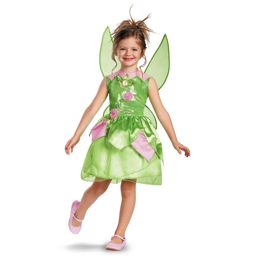 Kids Tinker Bell Girls Disney Costume  sc 1 st  The Costume Land & Kids Tinker Bell Girls Disney Costume   $21.99   The Costume Land