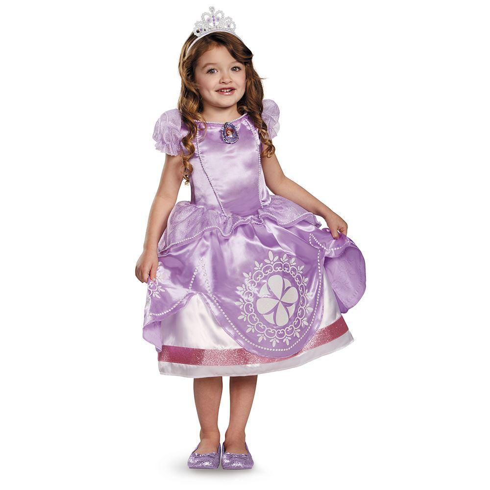 kids disney sofia light up girls costume | $45.99 | the costume land