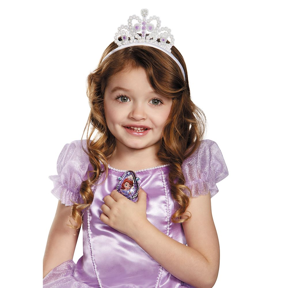 kids disney sofia light up girls costume | $45.99 | the costume land