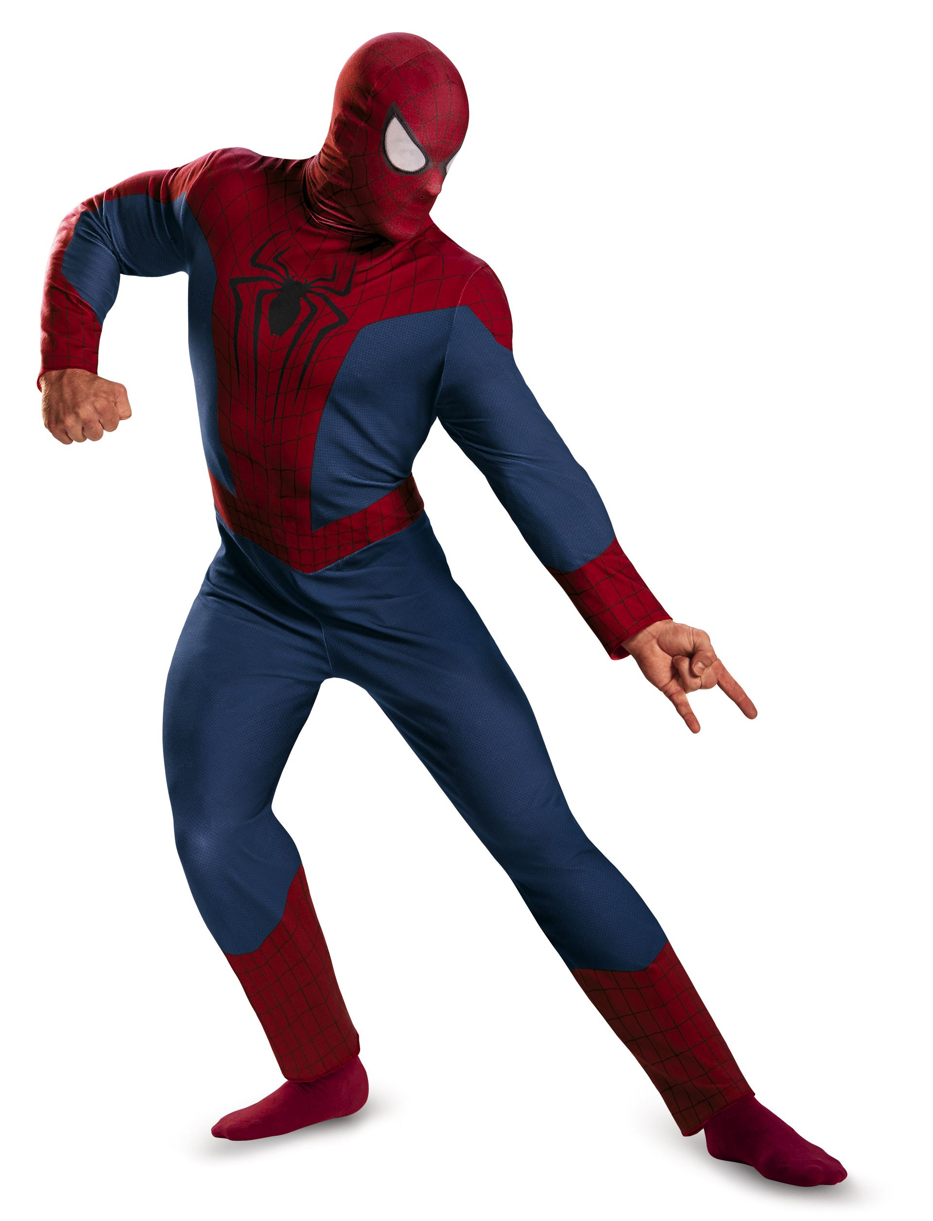 adult amazing spider man plus men costume 2199 the costume land adult amazing spider man plus men costume 21 99 the costume land - Classic Mens Halloween Costumes