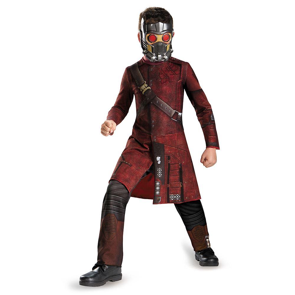 Kids Guardians Galaxy Star Lord Boys Costume   $27.99 ...