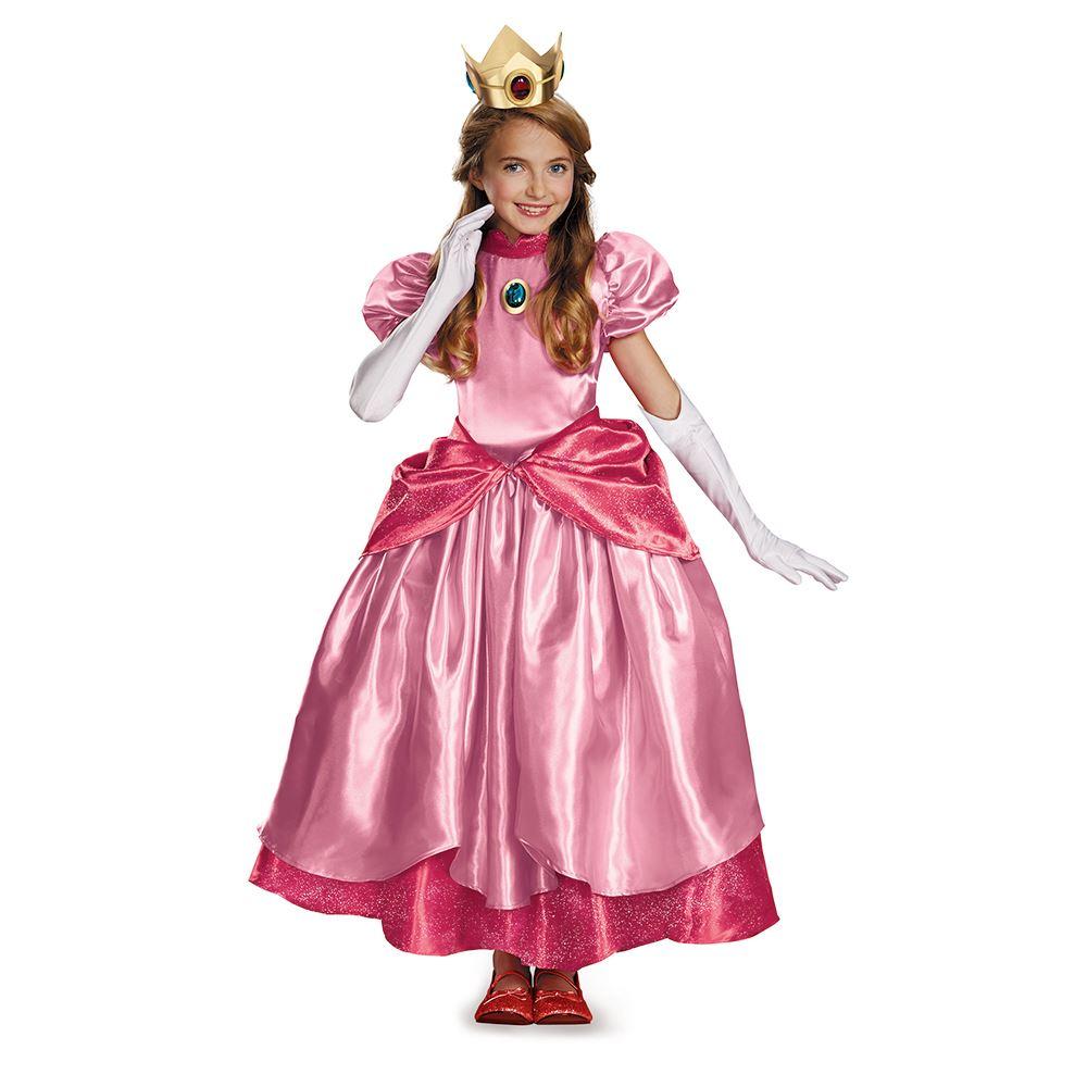 Pin Super Mario Deluxe Childrens Fancy Dress Costume ...