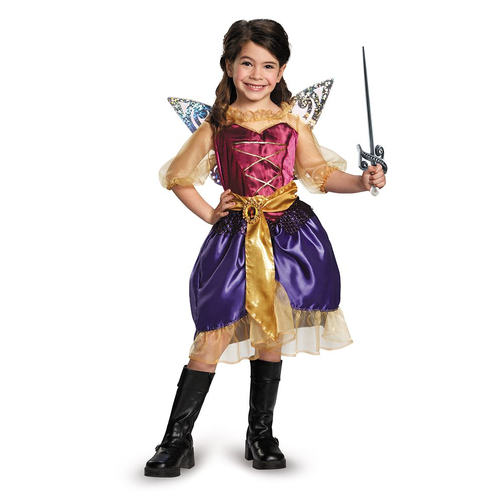 Disney Fairies Pirate Zarina Classic Girls Halloween