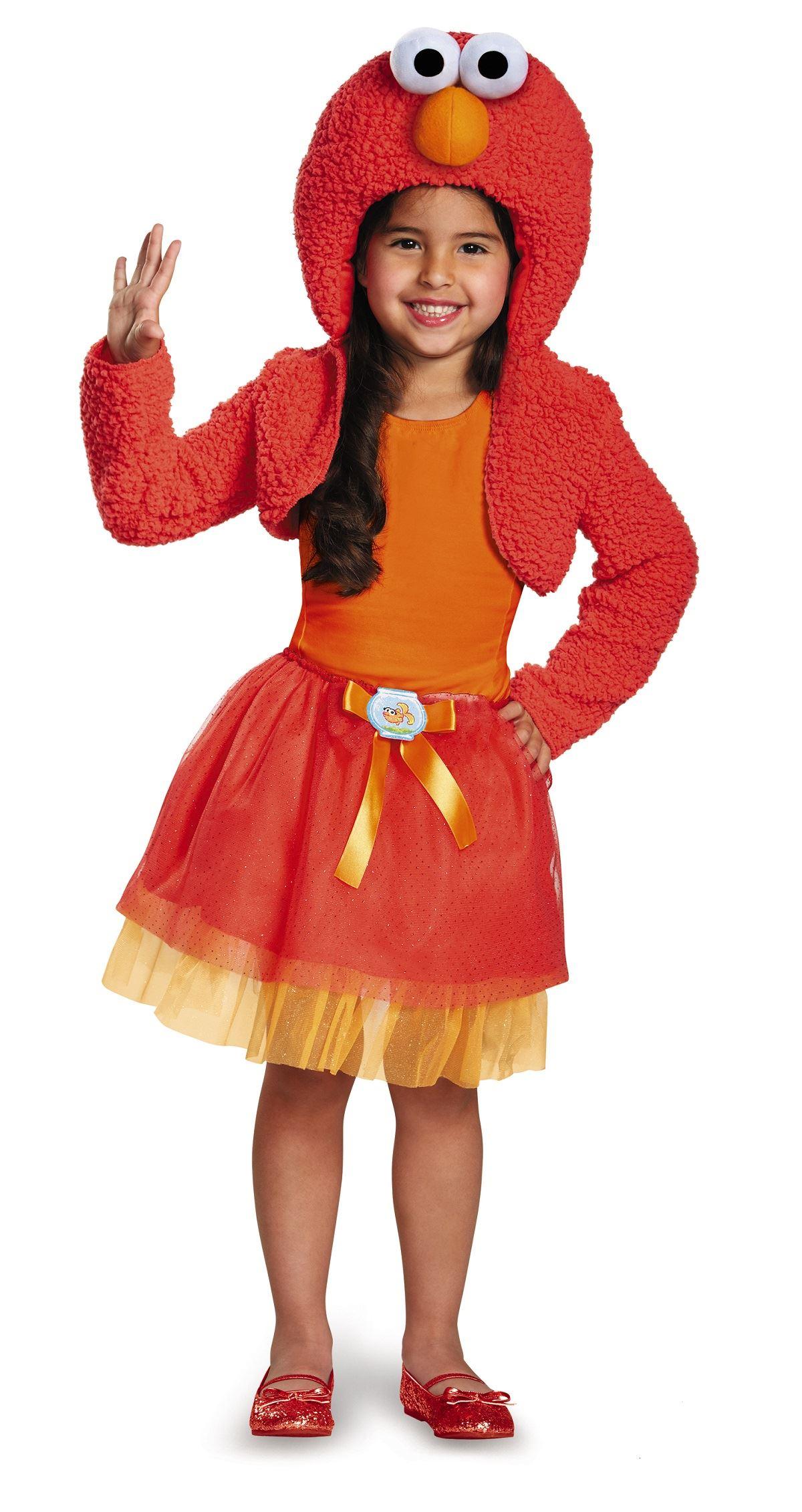 Kids Elmo Shrug And Tutu Costume  sc 1 st  The Costume Land & Kids Elmo Shrug And Tutu Costume   $25.99   The Costume Land