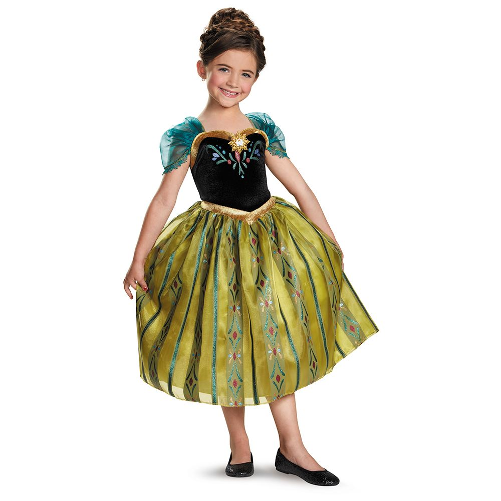 Frozen Anna Coronation Costume