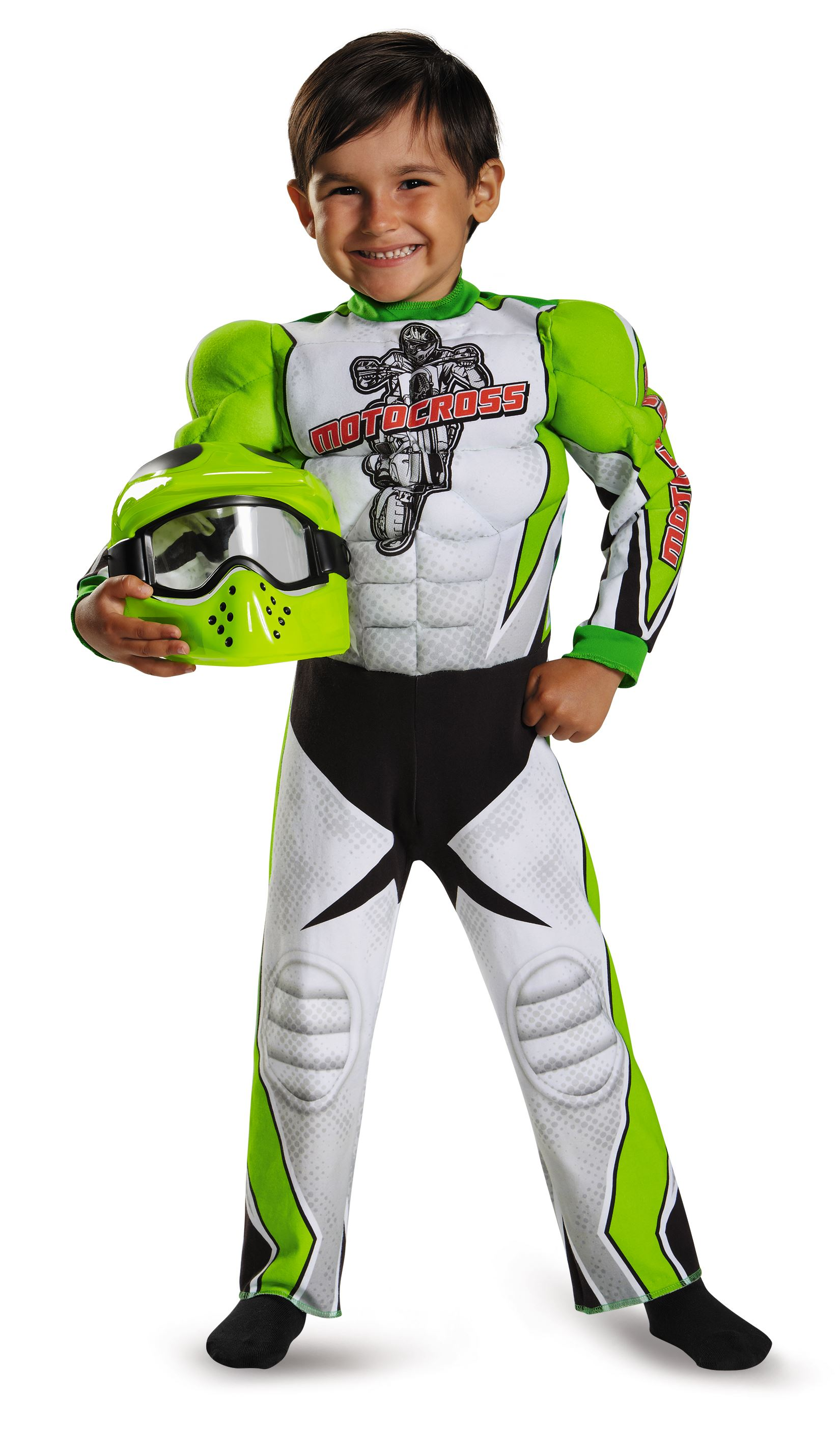 Kids Motocross Toddler Muscle Boys Costume | $20.99 | The Costume Land