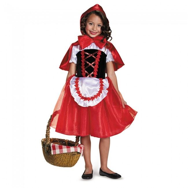 Kids Little Red Riding Hood Girls Costume 17 99 The Costume Land