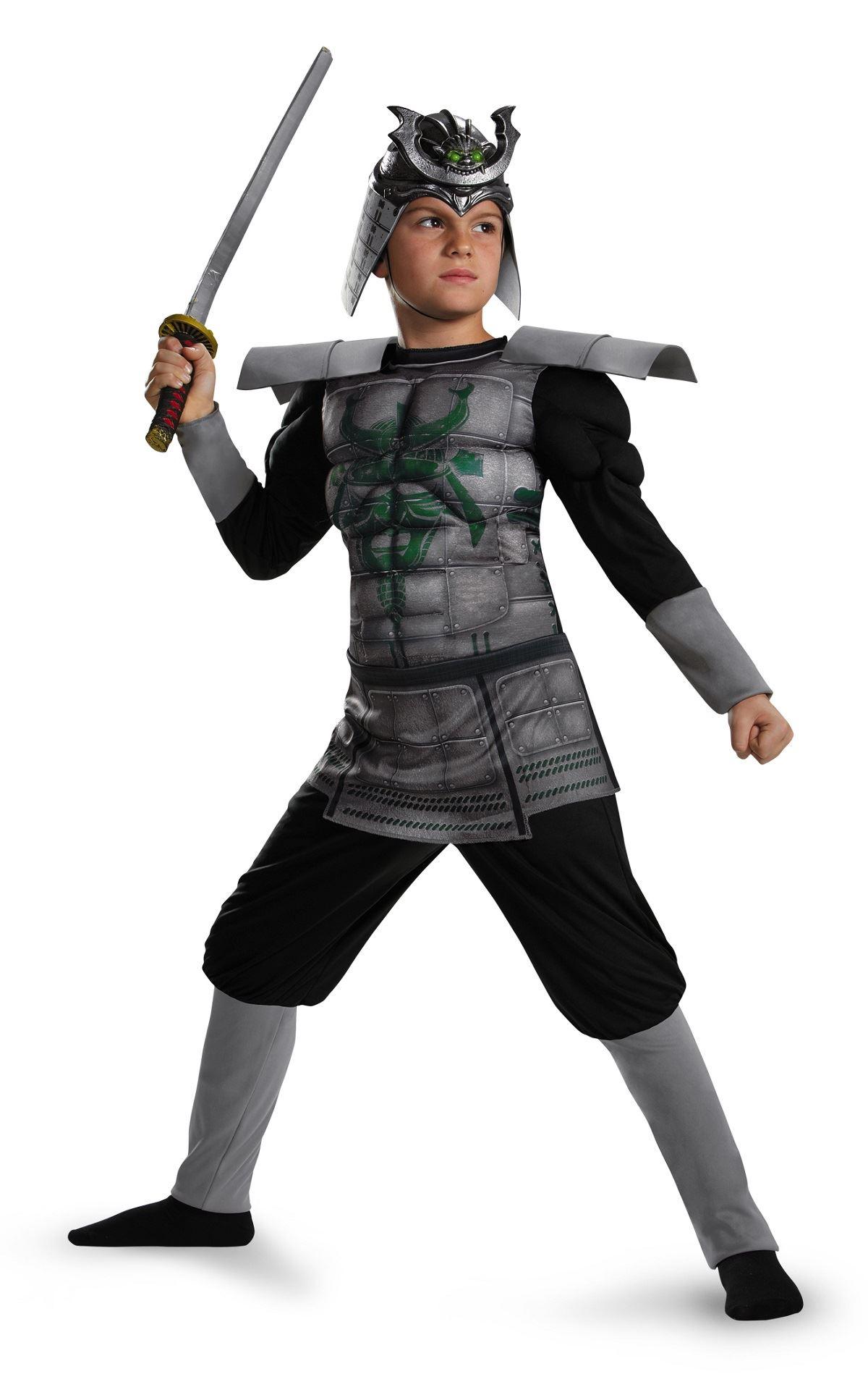 Samurai halloween costume