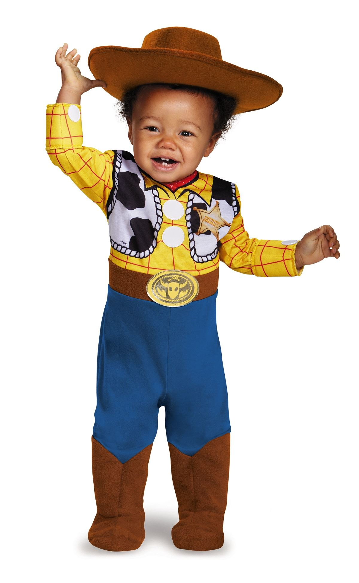 Kids Woody Deluxe Toddler Costume | $28.99 | The Costume Land