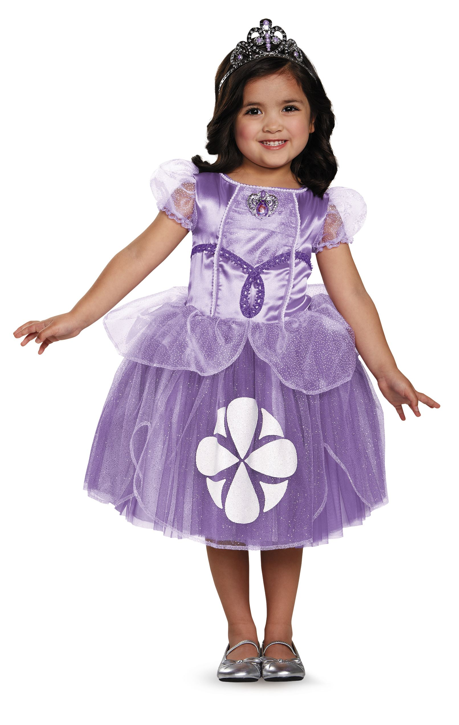 Kids Sofia Disney Princess Girls Costume  sc 1 st  The Costume Land & Kids Sofia Disney Princess Girls Costume | $35.99 | The Costume Land